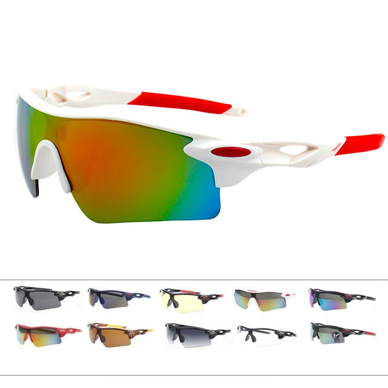 Ropa Ciclismo 2018 Cycling Glasses UV400 Outdoor Sports Windproof Eyewear Mountain Bike Bicycle Motorcycle Glasses Sunglasses