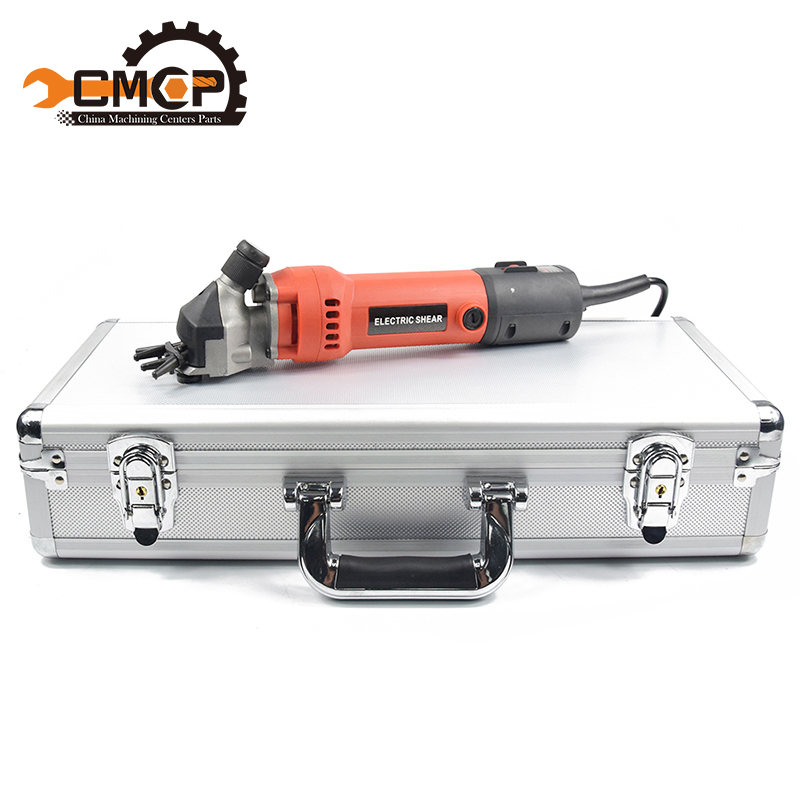 680W Shearing Machine for Sheep Goat Sheep Shearing Clipper Electric Clipper for Pet +1Set 13 Tooth Shears Blade new 680w sheep wool clipper electric sheep goats shearing clipper shears 1 set 13 straight tooth blade comb