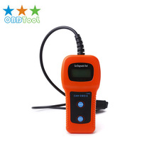 U480 CAN OBDII OBD2 Car Diagnostic Scanner Tool To Read And Erase The Fault Codes Works