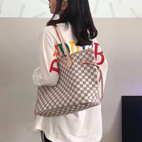 Luxury Handbags Women Bags Designer Women's Tote Bag Large Trave Bag Women's Genuine Leather Handbag Famous Brands Shopping Sac