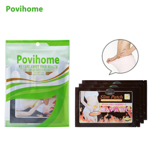 200pcs Slimming Patch Navel Stick Slimming Products Burn Fat Cellulite Body Slimming Plateres Losing font b