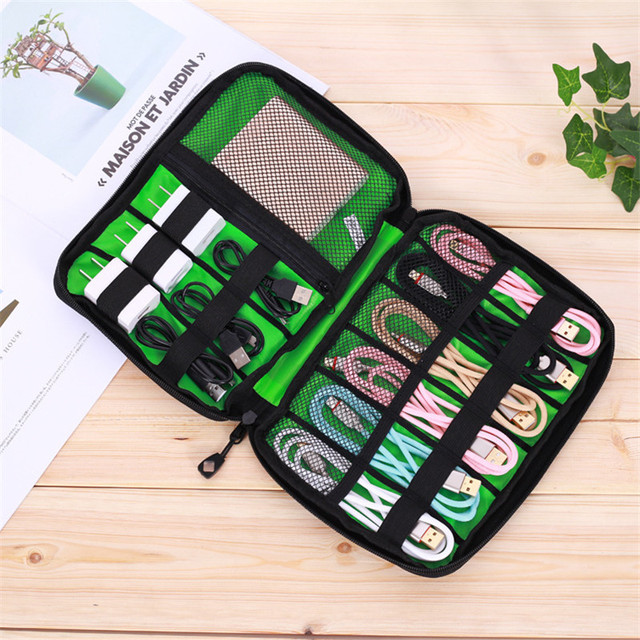 organizer na kable - aliexpress