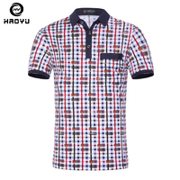 New Summer Men Brand Polo Clothing Famous Camisa Masculina Mens Polo Shirts Business Casual Sportswear Breathable Polo Shirts
