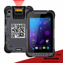 8 inch android 7.0 IP67 rugged Tablets battery removable