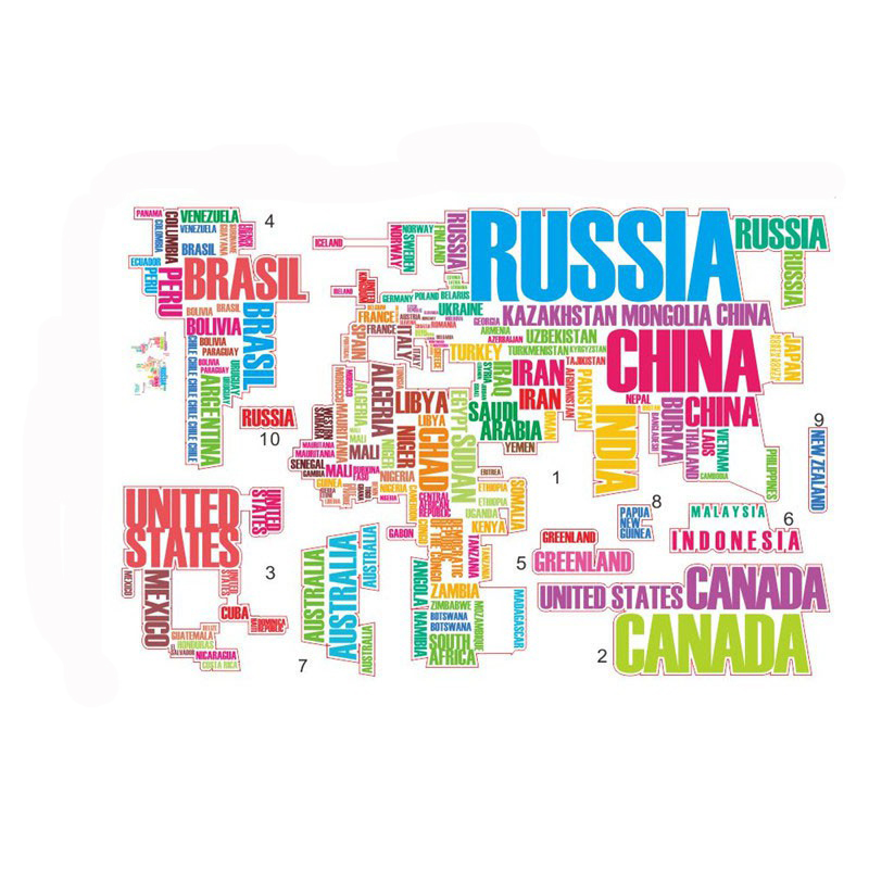 Mural colorful world map wall sticker decal vinyl art kids room mural colorful world map wall sticker decal vinyl art kids room office home decor quote removable vinyl art decor gumiabroncs Image collections