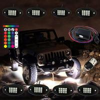 Waterproof Remote Control Car Decorative Lamp 5A 3W 1V 50000H Car IP67 For General Atmosphere LED Light