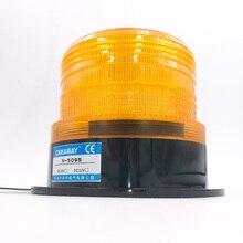 N 5095/5095J 5188 Gösterge ışığı LED Acil aydınlatma lambası sinyal uyarı lambası Güvenlik Alarmı DC 12 V 24 V AC220V