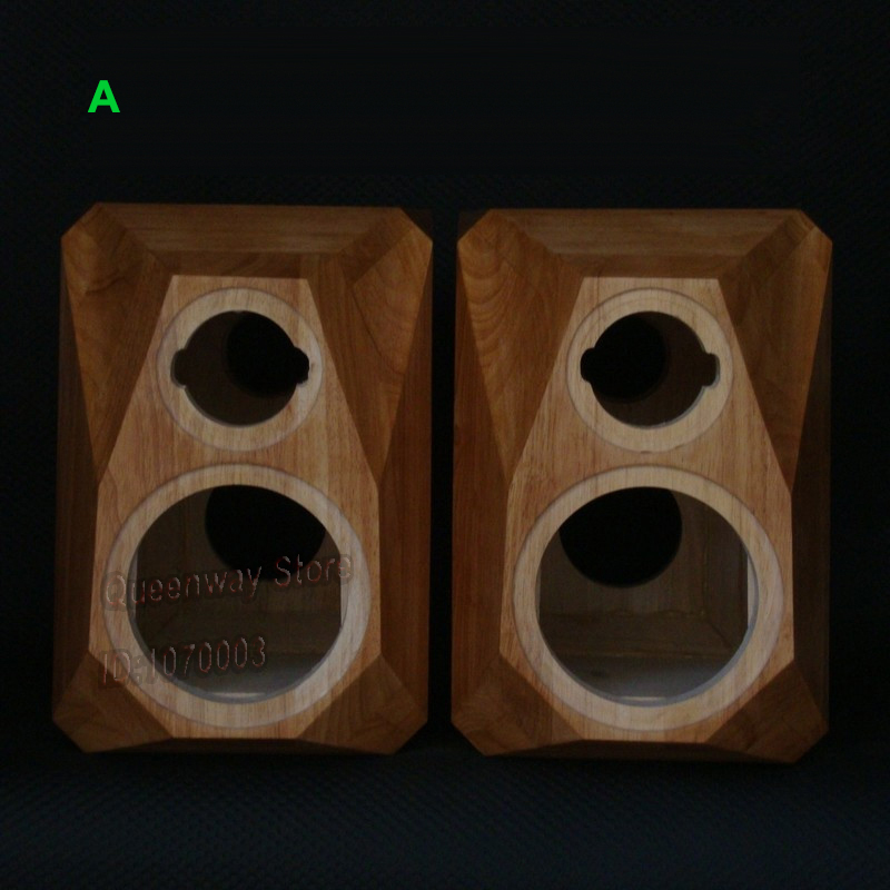 6.5-inch solid wood bookshelf speaker chassis/case/cabinet HIFI 4-inch bass speaker classic DIY guam corpo крем для тела укрепляющий corpo крем для тела укрепляющий
