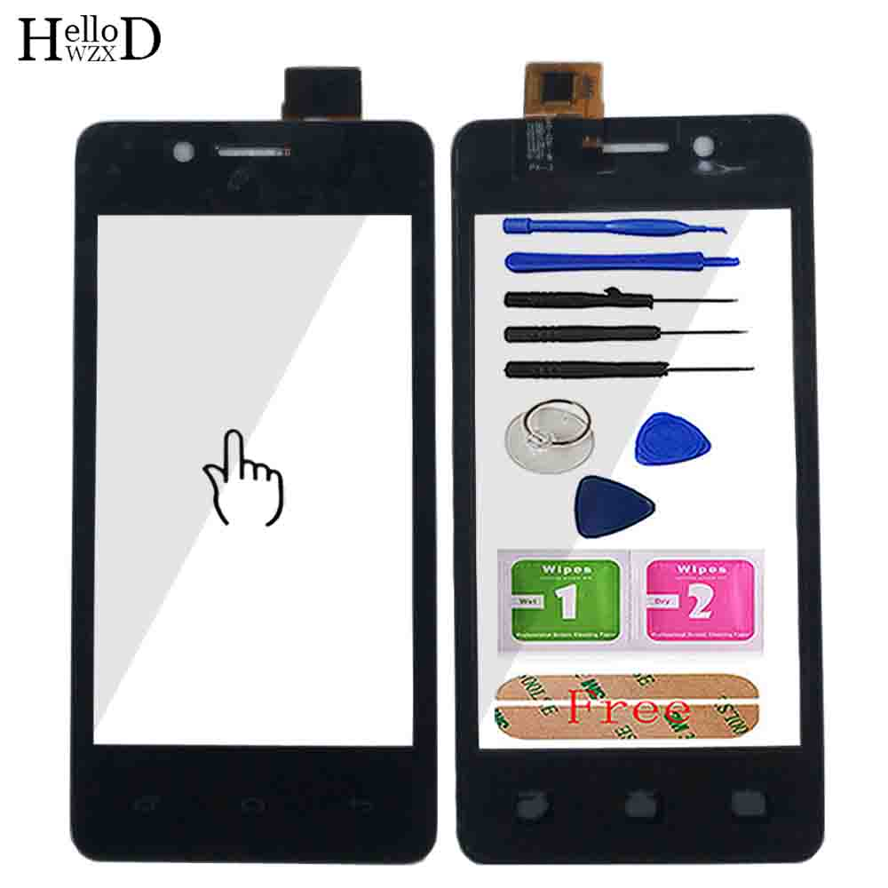 Mobile <font><b>Touch</b></font> Digitizer Panel For <font><b>Micromax</b></font> Bolt <font><b>Q402</b></font> <font><b>Touch</b></font> Screen Sensor TouchScreen Front Glass Lens Tools Adhesive image