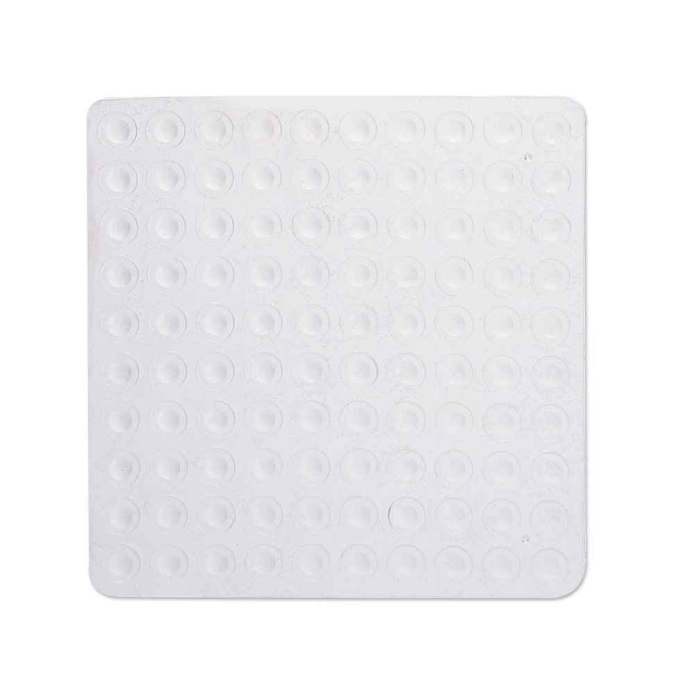 100pcs Rubber Bumper Damper Stop Cushion Shock Absorber Door Durable Transparent Anti Slip Self Adhesive Silicone Feet Pads