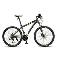 Mountain Bike Oil Disc Brake Hub Wheel Aluminum Alloy Adult Bicycle 27 Speed 26 inch Cool Modeling