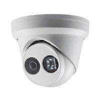 Hikvision English Version POE IP Camera Outdoor DS 2CD2383G0 I 8MP IR 30m Turret IP Camera H.265+ CCTV Camera