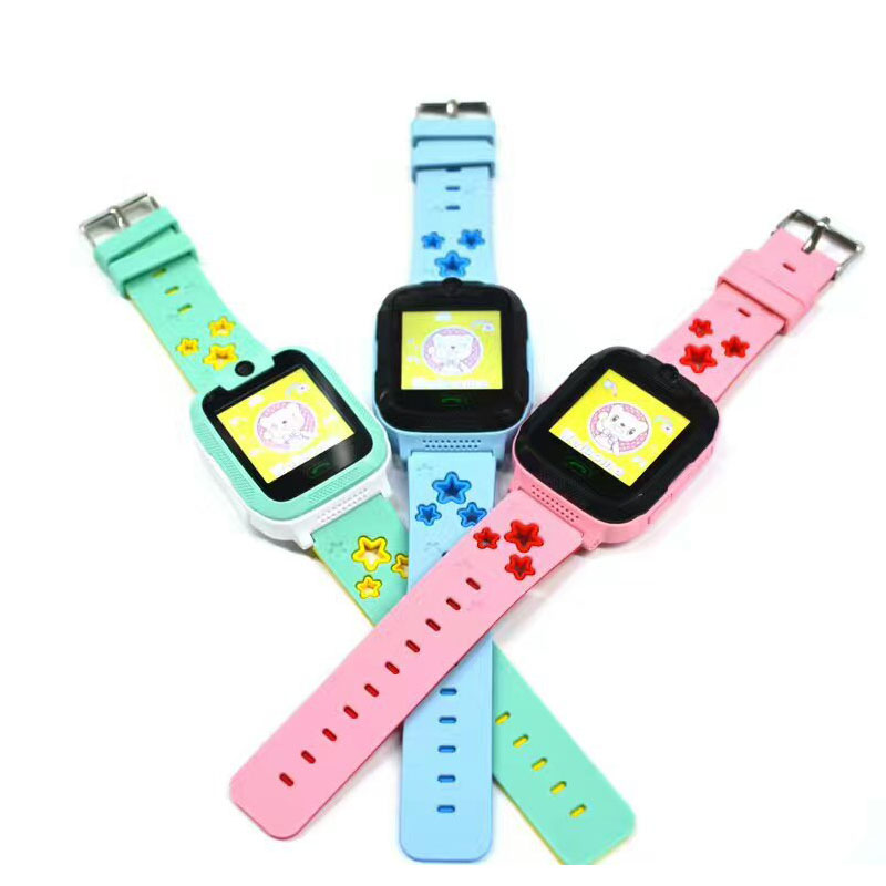 Children Smart Watch Camera 3G Phone GPS Positioning Android 6.0 Early Education Sos Photo Kid Watchphone Baby Smartwatch