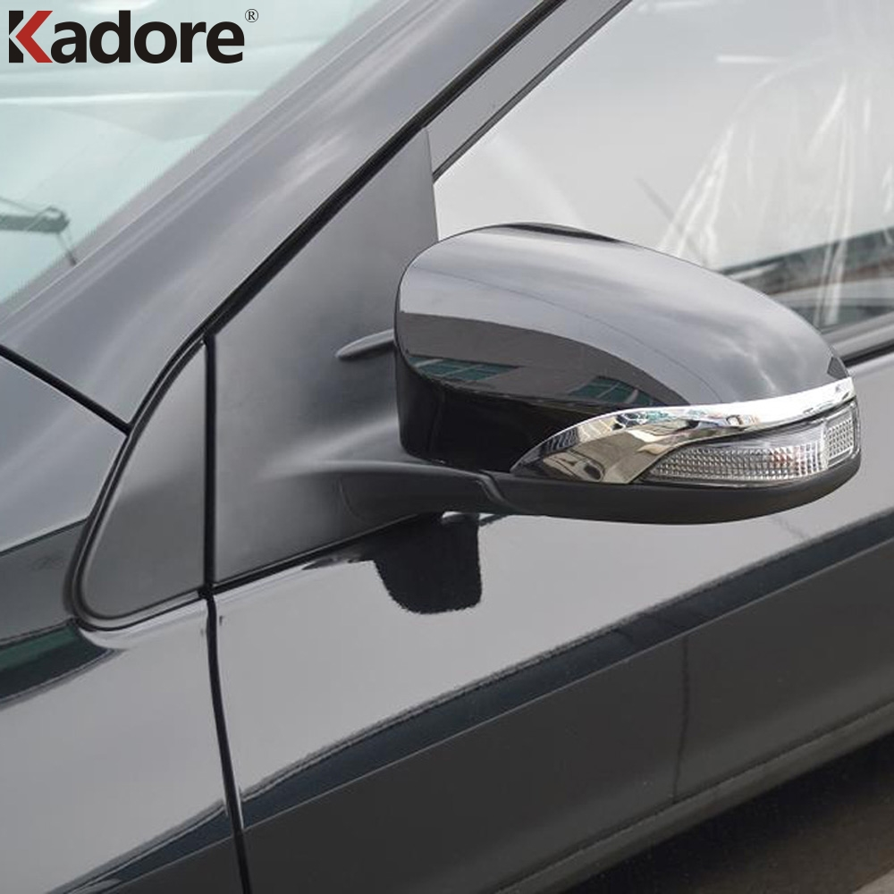Chrome styling for toyota corolla e170 eleventh ge 2014 2015 car side door rearview rear view