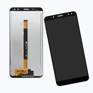 """Image 4 - Pantalla original de 6,0 """"para Vernee X LCD + pantalla táctil, montaje de convertidor digital, repuesto para piezas de reparación de LCD Vernee X1"""