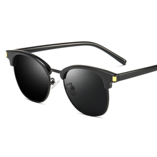 2019 Brand New Round Frame Retro Polarized Sunglasses Vintage Circle Pink Green Blue UV400 Protection Sun Glasses for Women Men все цены