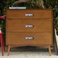 48Pc Antique Brass Drawer Label Pull Frame Handle File Name Card Shape Holder for Furniture Cabinet Drawer Box Case Label Handle