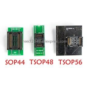 Image 5 - Original RT809H EMMC NAND Flash PROGRAMMER UNIVERSAL Programmer TSOP56 TSOP48 SOP44 อะแดปเตอร์ VGA HDMI BGA63 BGA64 BGA153 BGA169