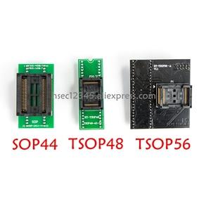 Image 5 - Orijinal RT809H emmc nand Flash programcı evrensel programcı TSOP56 TSOP48 SOP44 adaptörü VGA HDMI BGA63 BGA64 BGA153 BGA169