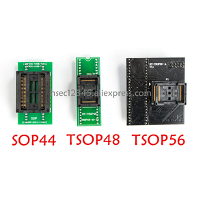Image 5 - Programmeur Flash dorigine RT809H emmc nand programmeur universel TSOP56 TSOP48 SOP44 adaptateur VGA HDMI BGA63 BGA64 BGA153 BGA169