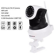 Главная камера системы безопасности Wi-Fi Высокое Качество HD Беспроводная Ip-камера 720 P Ночного Видения P2P 2.4 ONVIFI Крытый IP C7824WIP