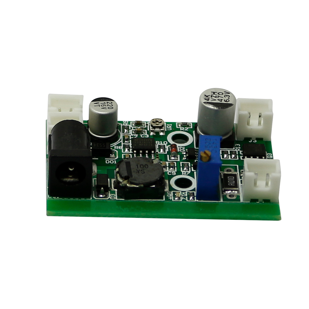 2018 New Laser Diode Driver Board Drive With Ttl 8 14v For 445nm Circuit 1 405nm 520nm 650nm 200mw 3000mw In Stage Lighting Effect From Lights On