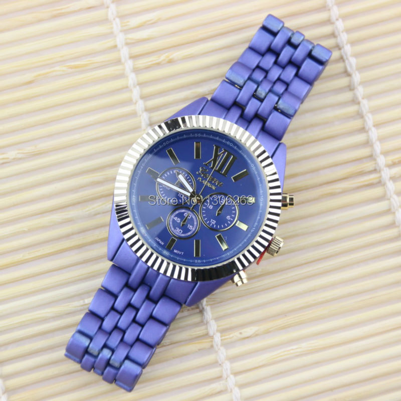 High Quality Famous Brand Geneva Women Watch Luxury Gold Plated Matte Color Metal Female Dress Wristwatches Quartz Watches Rome onlyou brand luxury fashion watches women men quartz watch high quality stainless steel wristwatches ladies dress watch 8892