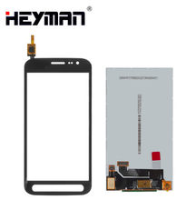 LCD with Touchscreen for Samsung G390F Galaxy Xcover 4 LCD display screen Digitizer Glass Panel Front Replacement(China)
