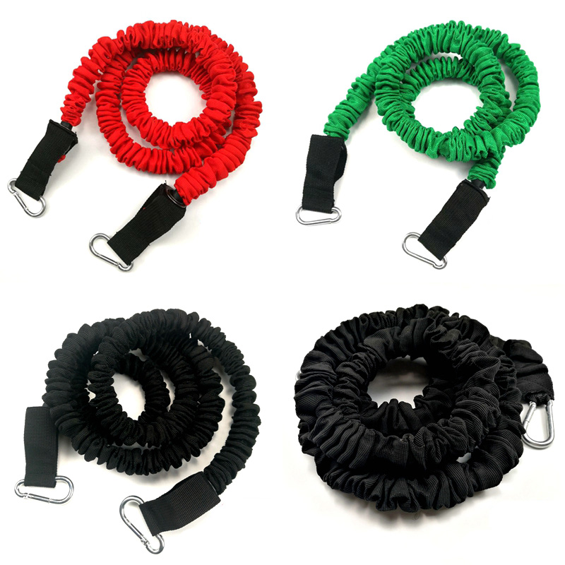 40 60 80 120 150 200 300cm Replaceable Latex Gym Rubber Pull Rope Resistance Band Fitness Training Trainer Taekwondo Kick