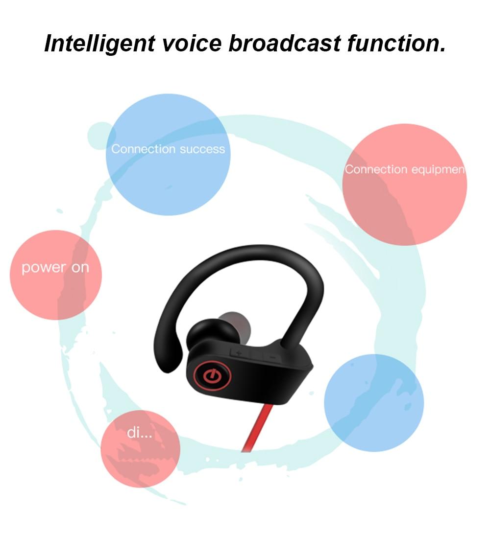 U8 wireless earphone (2)