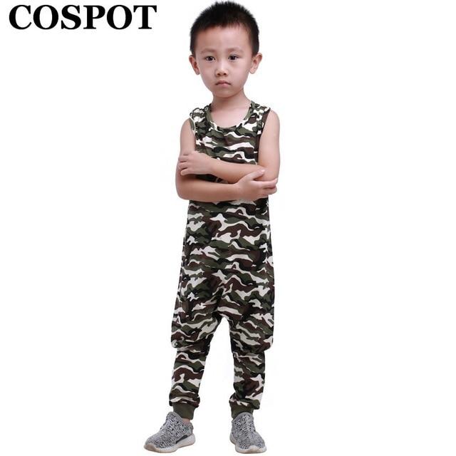 ecf88c71b COSPOT Baby Boys Girls Playsuits Boy Girl Summer Romper Kids Fashion ...