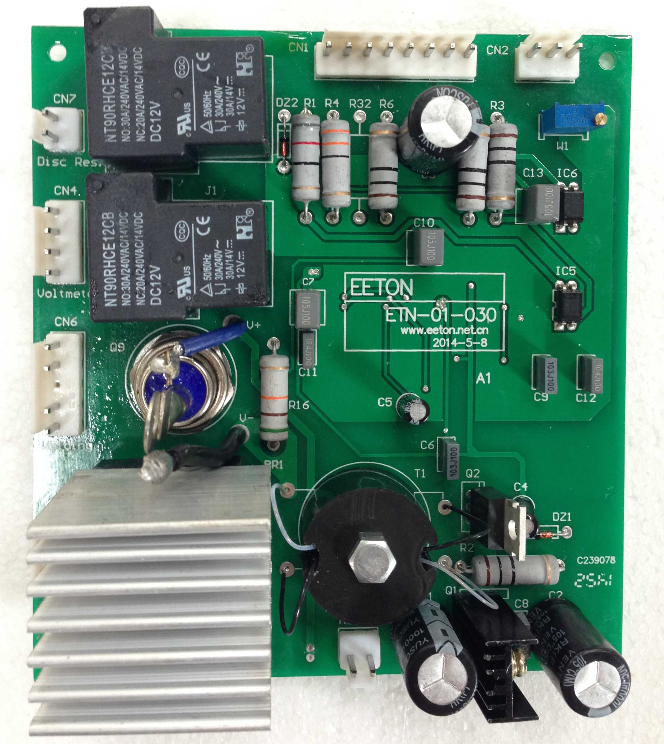 Capacitor energy storage stud welding control board RSR1600 RSR2500 320pc capacitor discharge welding studs ws 320