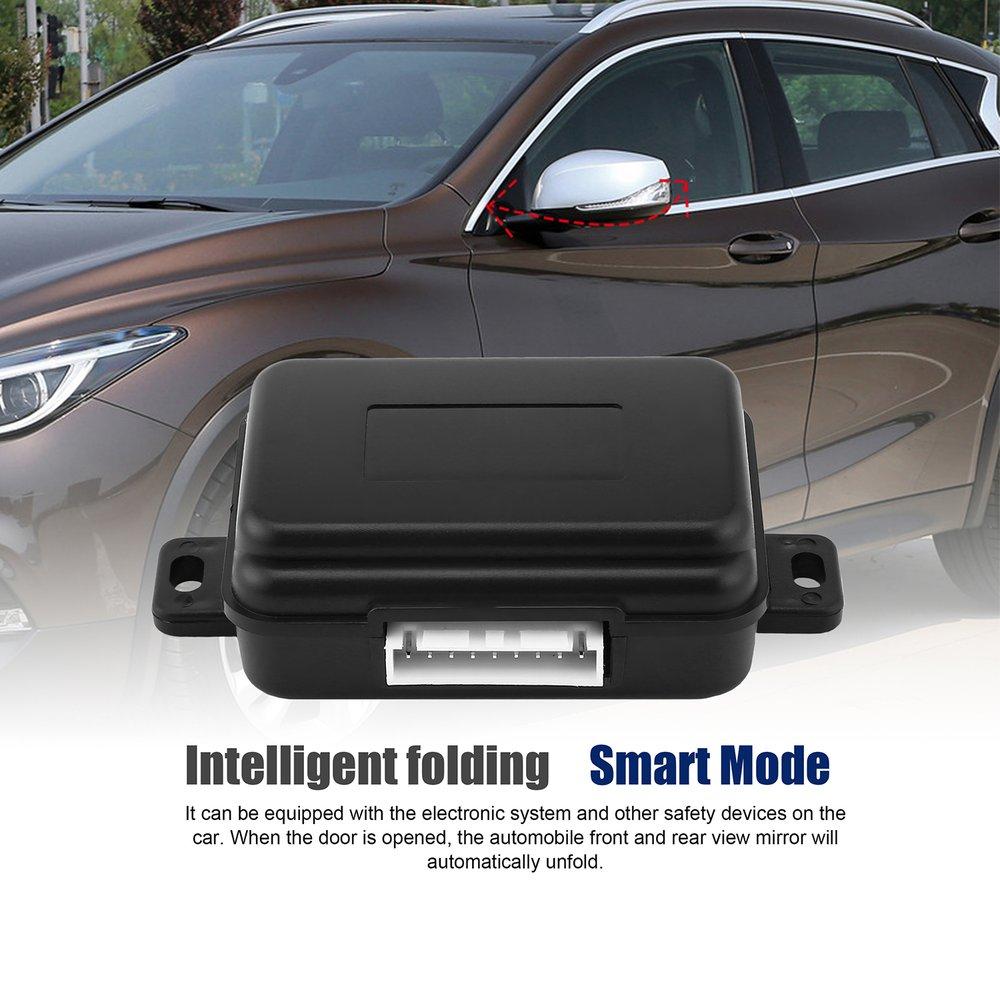 For 2009-12 Rav4 Usa Built Mirror Power Heated W//Signal Lamp W//Manual Folding LH