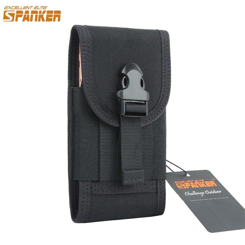 Bolsa de Telefone Excelente Elite Spanker Tático Telefone Case Fivela Versão Celular Edc Cintura Bolsa