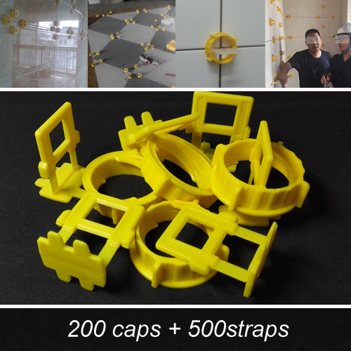 Tile leveling system spacer for the flooring- make the floor and  tile level and spacer tool-include 200Caps 500straps =ZF-Y200 genuine soocoo c30 4k 24fps wifi action sports camera built in gyro 170 degrees lens 2 0 lcd ntk96660 30m waterproof dv