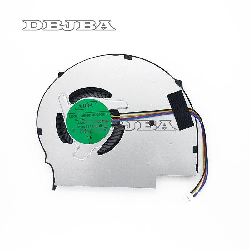 Ventilateur cpu Pour Lenovo FLEX14 FLEX15 FLEX 14 FLEX 15 FLEX14D FLEX15D ventilateur de refroidissement de processeur pour ordinateur portable refroidisseur AB08005HX060B00 00ST6