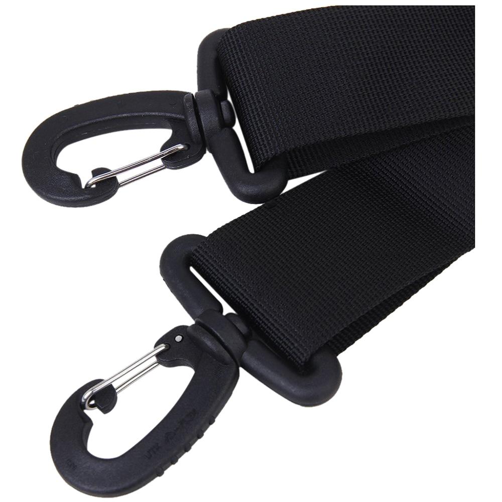 Powerful hook 38mm wide Woven belt strap,men bags long shoulder strap,man laptop bag straps,repair bag shoulder strap