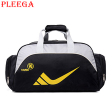 PLEEGA Marke Faltung Tragbare Männer Umhängetasche Frauen Bewegung Tasche Gepäck Reise Kleidung Veranstalter Reisetasche Freizeit Handtasche
