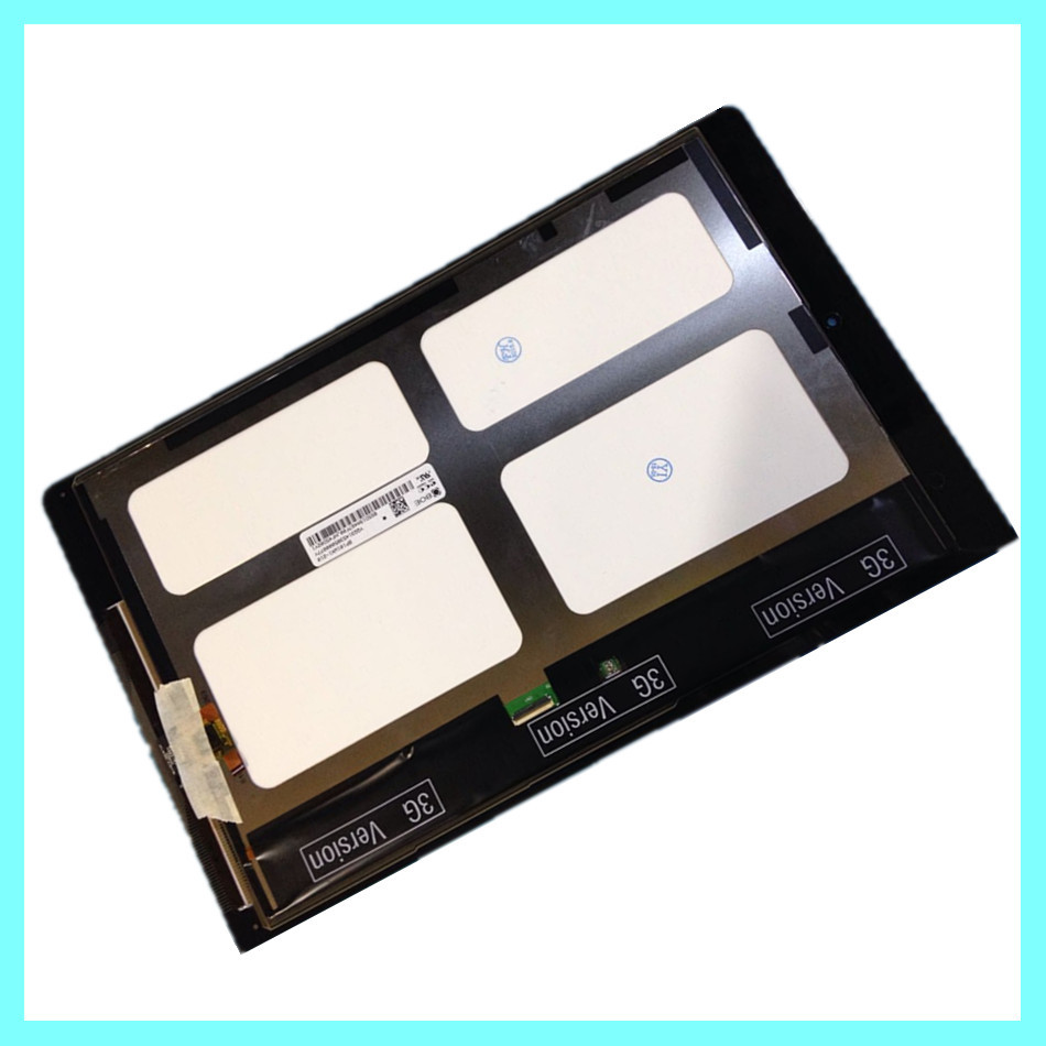 10.1 Digitizer Touch Screen Glass Sensor + LCD Display Panel Screen Monitor Assembly For Lenovo IdeaTab Yoga 10 B8000