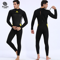Spot Chloroprene Rubber Diving Suit 3mm Warm And Thick Scuba Diving Suit Surf Clothes Men Snorkel