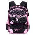 Детский Ранец для девочек  детский ортопедический Школьный рюкзак  сумка для путешествий  водонепроницаемые Рюкзаки  детские школьные сумк...