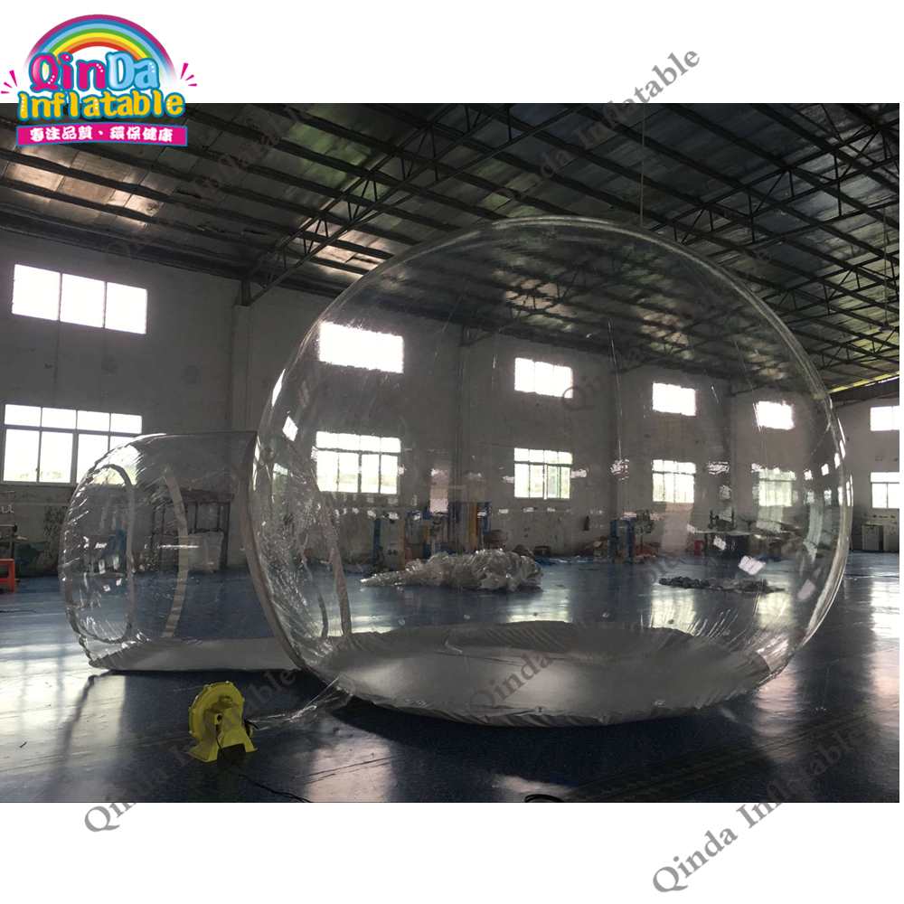 inflatable bubble tent (4)