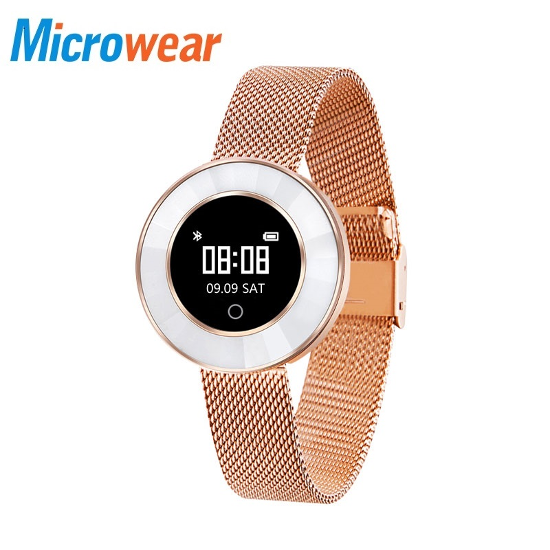 Rate, Smart, Notification, Band, Microwear, Bluetooth