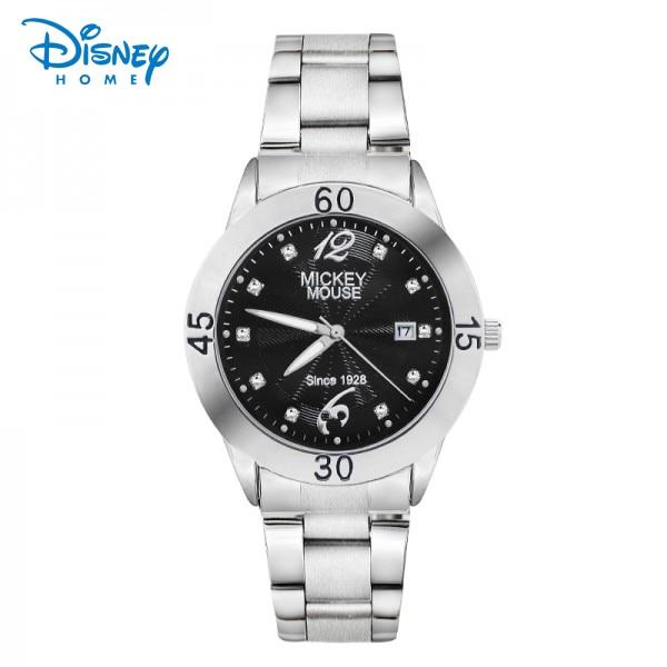 100% Genuino Disney reloj de la Marca de Reloj de Cuarzo Mujer Moda Casual Relojes Relogio Feminino lujo hombre relojes 85601