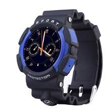 Sport Swim Outdoor Bluetooth Smart Uhr A10 IP67 Unterstützung Hören Rate Monitor Schrittzähler Smartwatch für IOS 6 6 s Android