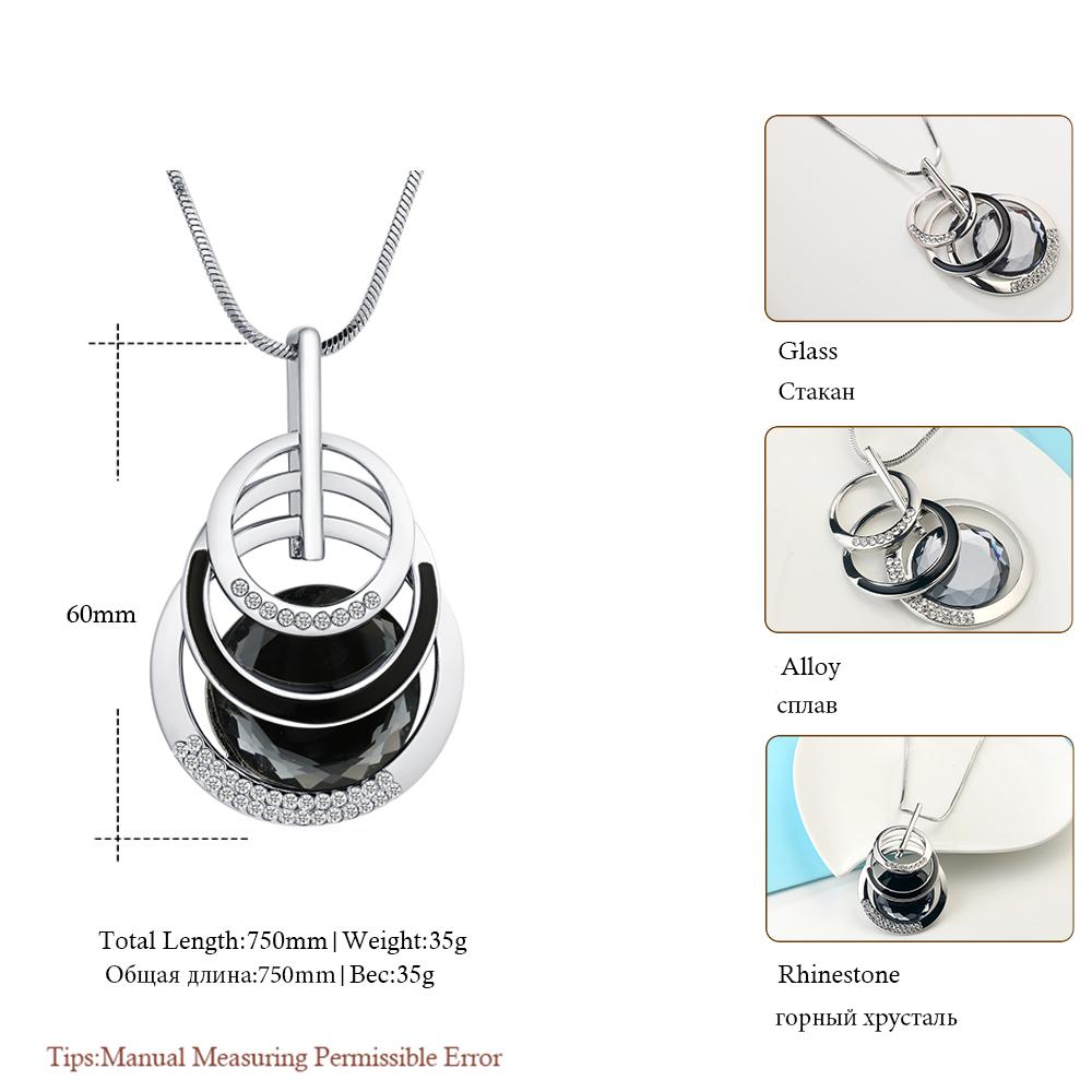 size necklace