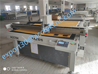 ACCTEK vibration knife Paper Honeycomb Board corrugated cardboard plotter carton box cutting machine/3d foam cutting