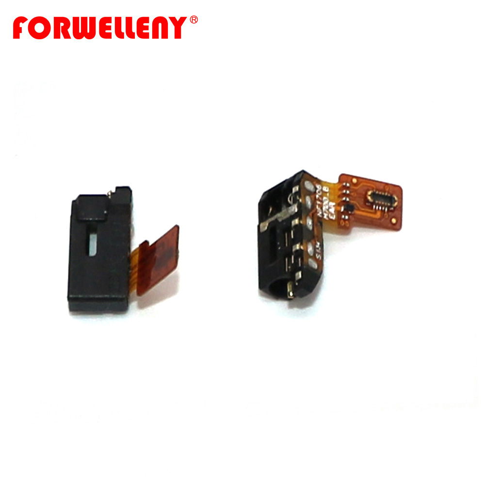 For LG Q6 M700n Earphone Audio Sensor Headphone Jack Flex Cable