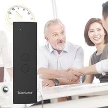 купить Multi-language Bluetooth Real Time Simultaneous Business Meeting Smart Voice Translator Fast Handheld Wireless Learning Travel по цене 1748.75 рублей