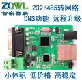 Мудрость встроенный Серийный Сервер/RS232 RS485 RJ45/Интернет вещей